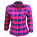 camisa lanilla escocesa