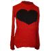 sweater corazon