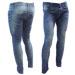 jeans localizado bigotes