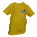 remera ninio amarillo