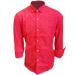 camisa entallada juvenil
